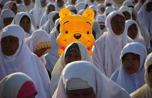 Winnie the Muslim
