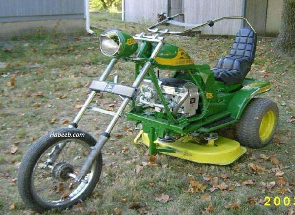 LawnmowerChopper