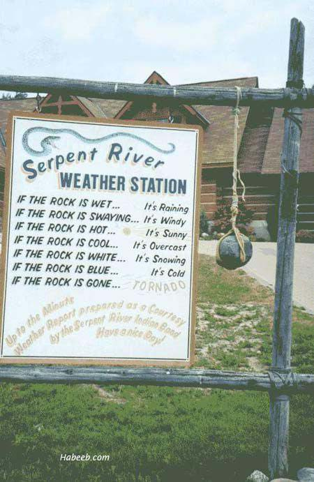 Rock Weather Station