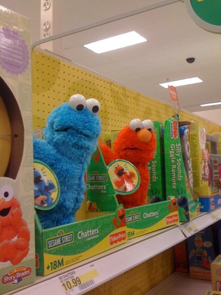 Worried Muppets