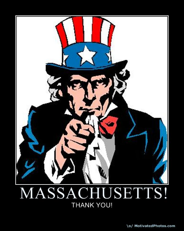 MASSACHESETTS!