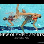 NEW OLYMPIC SPORTS - Motivational Poster