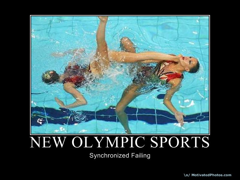NEW OLYMPIC SPORTS