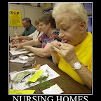 NURSING HOMES - Motivational Poster