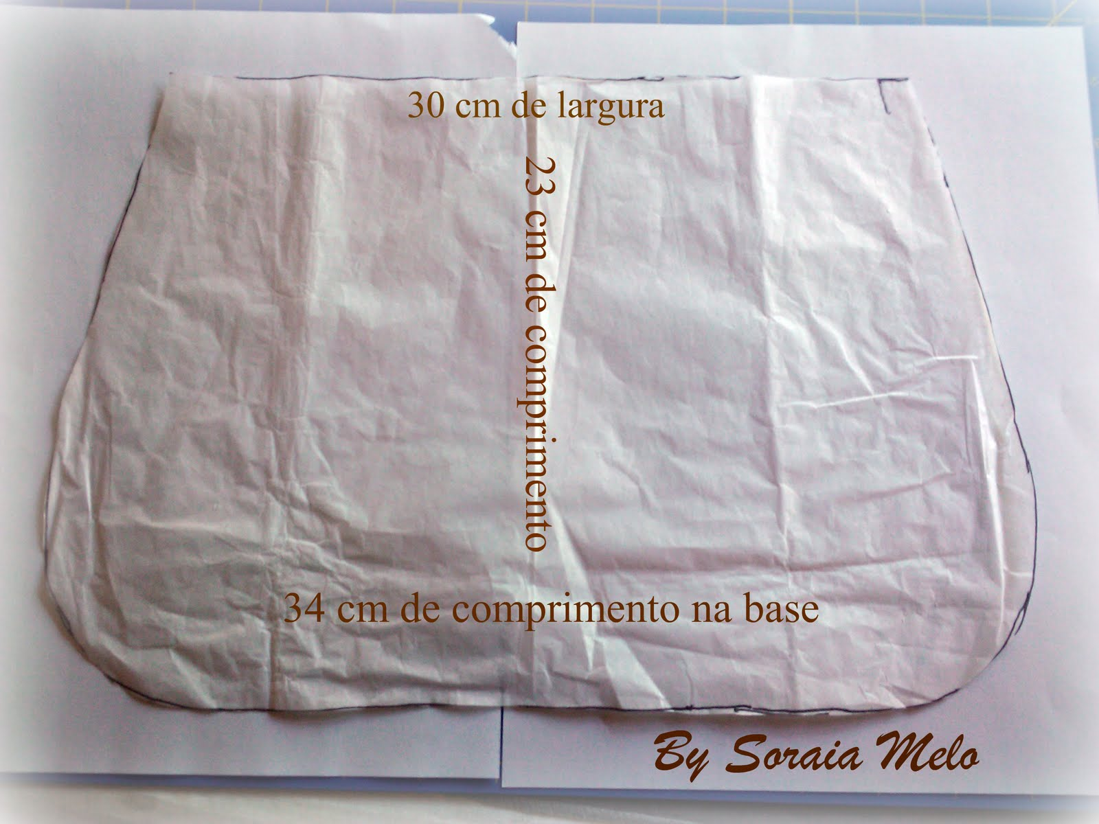 Bolsa Em Tecido Moldes : So artes criativas medidas das bolsas