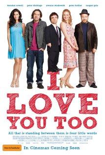 I Love You Too (2010) BDrip (MKV & RMVB) Usaupload & Hotfile Love