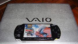 My PSP & Vaio