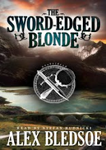 <em>The Sword-Edged Blonde</em> on audio