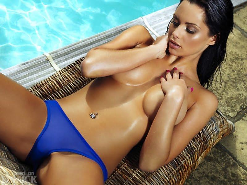 Sexy Spotlight: Jessica-Jane