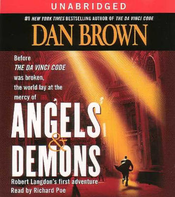book review for angels and demons