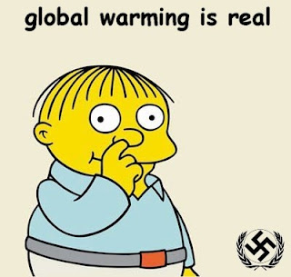 Nipcc report man made global warming does not exist carbon emissions