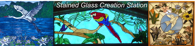 Stained Glass                        Creation Station