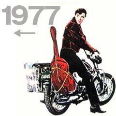 エルヴィスがいた。1954~1977