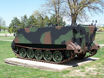 M113A3 Armored Personnel Carrier