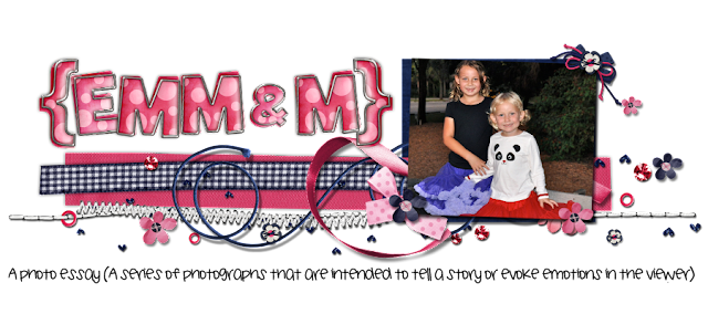 Emm & M Blog Design