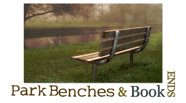 Park Benches & Bookends Blog Design