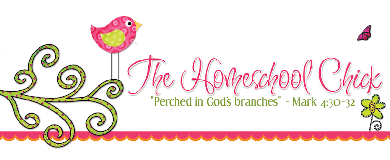 The Homeschool Chick Blog Design
