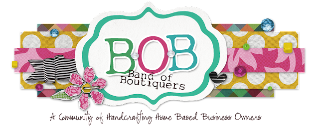 Band of Boutiquers Blog Design