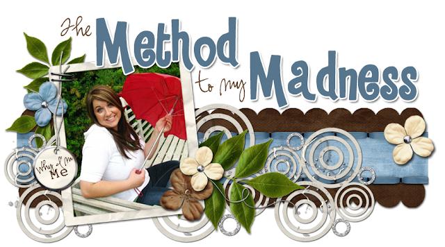 Method to Madness Blog Design