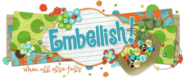 Embellish Blog Design