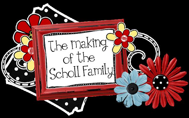 Scholl Baby Blog Design