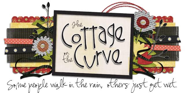 Cottage on the Curve Blog Design