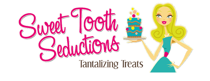 Sweet Tooth Seductions Blog Design