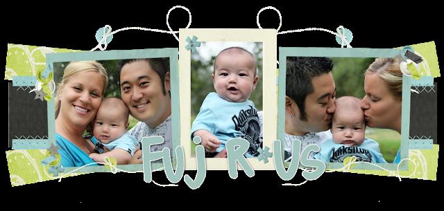 Fuj R Us Blog Design