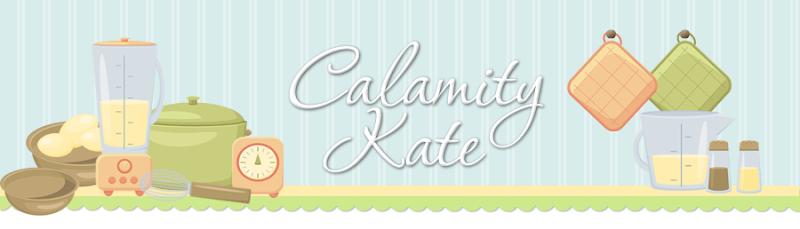 Calamity KateBlog Design