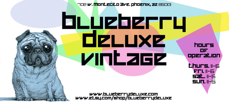 Blueberry Deluxe Boutique Artists