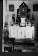 LA habitación de Padre Clemente