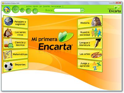 STUDENT ENCARTA PREMIUM 2009 DVD + learning full español gratis