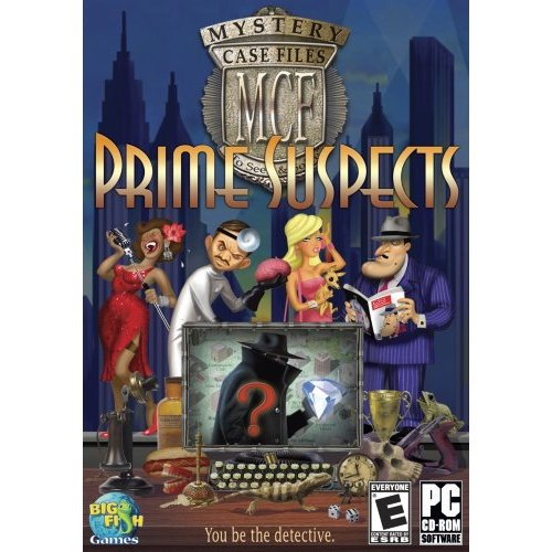 [FS][US]Mystery Case Files - Prime Suspects