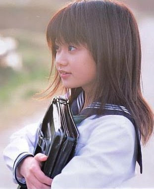 Ai Kasuga Gadis Jepang Imut dan Bening