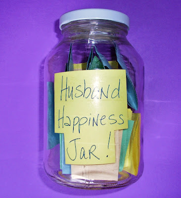 happiness jar craft