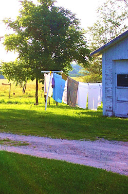 My Clothesline Photo