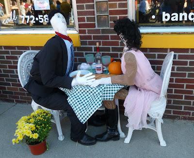 pumpkin romance