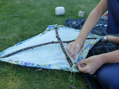Sewing Kites