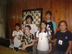 Copa Círculo Ajedrez Los Polvorines 2009