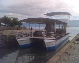 Perahu Teluk Palu