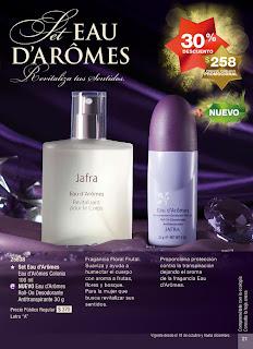 promociones jafra navidad noviembre 2009