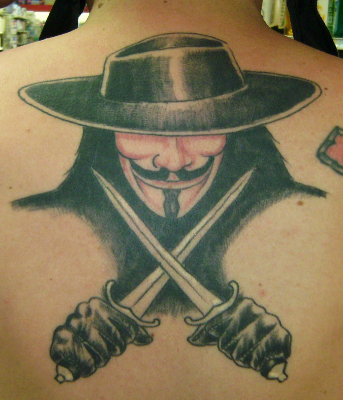 Tattoo Designs Vendetta: The Good, The Bad And The Tattooed: November 2010