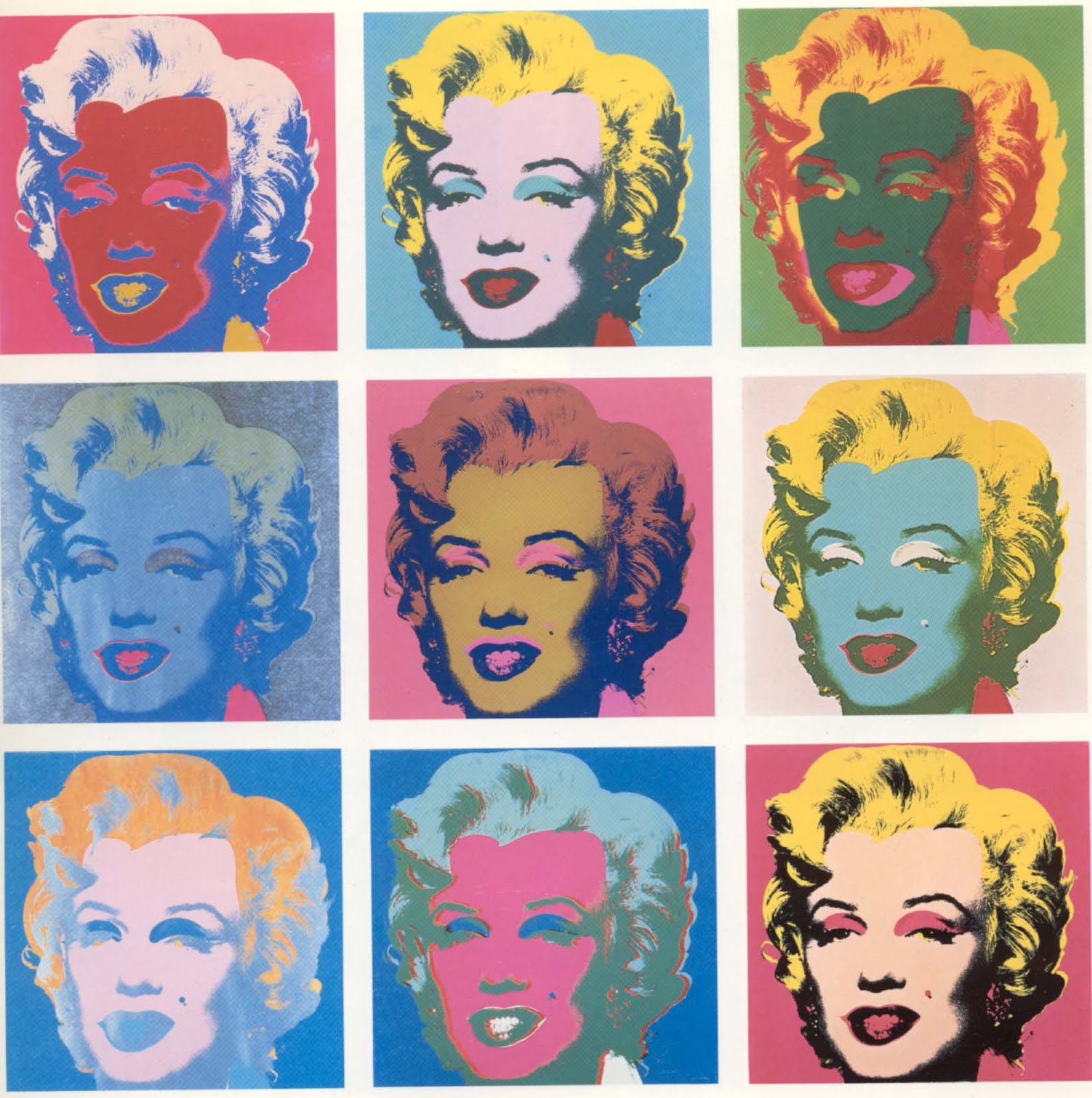 Andy Warhol Psd Art Gallery