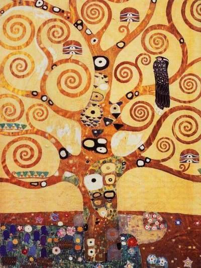 My Cake Art Elizabethton Tn : Pictures and Paint Brushes: Happy Birthday Gustav Klimt!