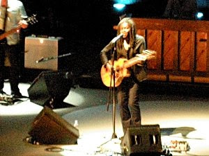 Tracy Chapman in Rome 2009