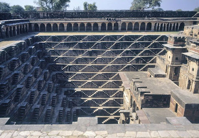 Chand Baori View Right Image