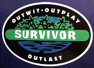 Survivor TV Series Official Logo