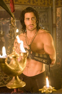 Jake Gyllenhaal as Dastan-the Prince of Persia