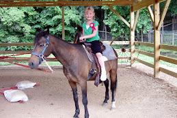 Ride 'em, cowgirl!