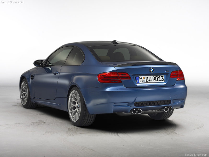 2010 Bmw M3. New for the BMW M3: